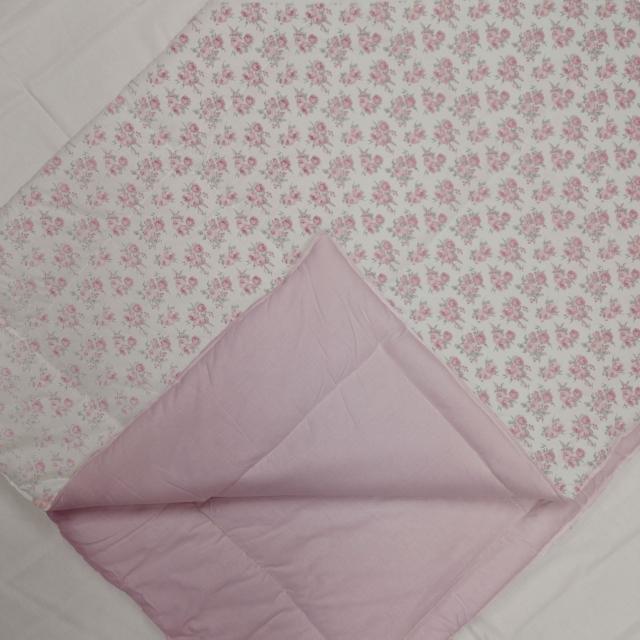 fiorellino rosa perla