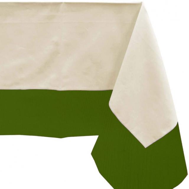 panna verde oliva