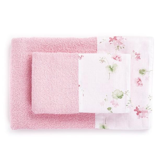 fiorellino rosa rosa